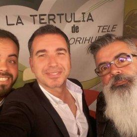 Tertulia en TVOrihuela