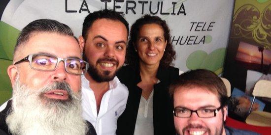 Tertulia en TV Orihuela